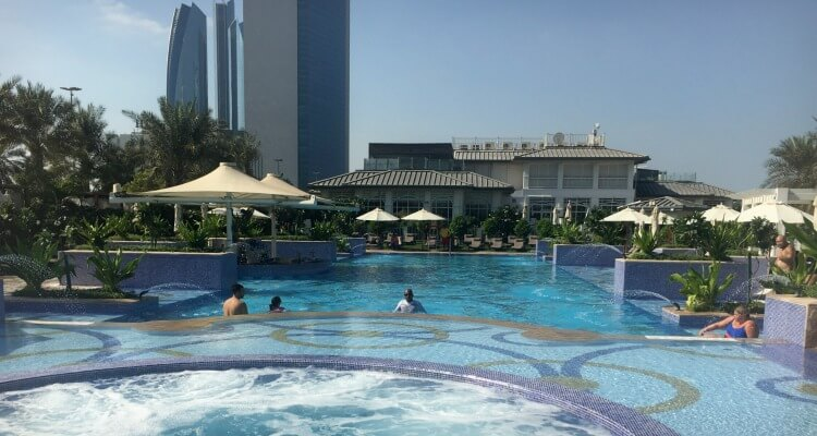 Family Staycation at St Regis Abu Dhabi