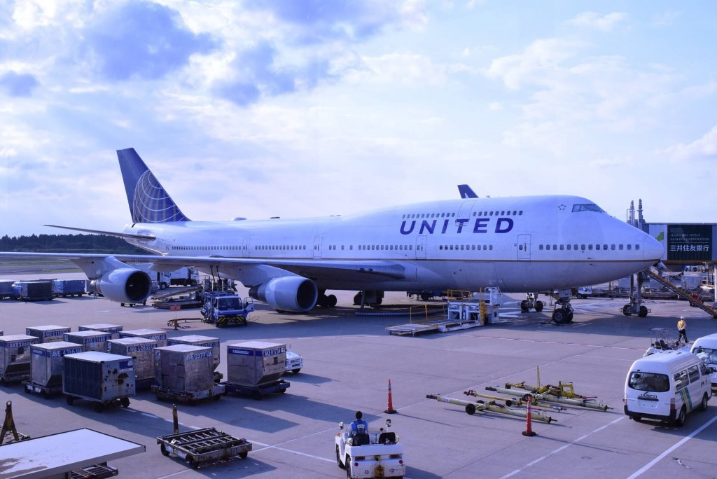 United Airlines Family Travel Airline Review