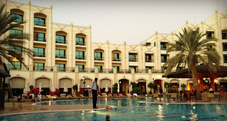 Best Places to Stay in Abu Dhabi - Al Ain Rotana