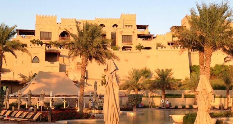 Qasar Al Sarab Desert Report and Spa Abu Dhabi
