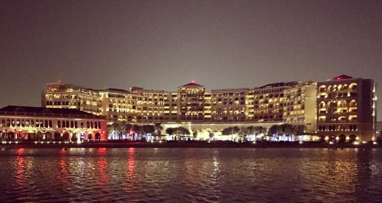 Ritz Carlton on Khor Al Maqta