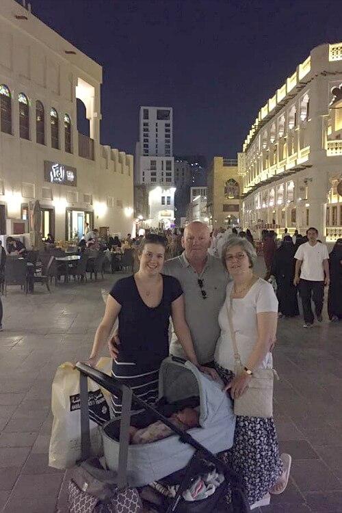 Expat Parenting in Doha - Souq Wafiq