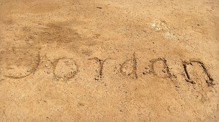 Jordan - a road trip itinerary