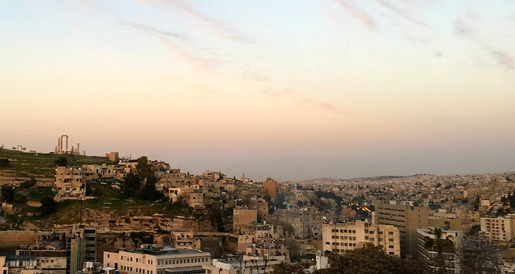 Staying in Jordan Amman | Our Globetrotters