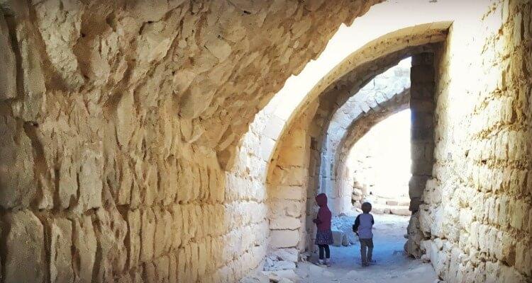 Jordan Road Trip - Shobak Castle