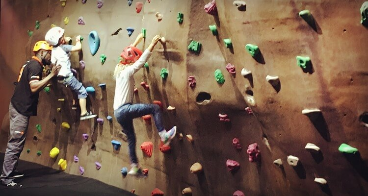 Adventure HQ at Dalma Mall | Indoor activities for kids in Abu Dhabi