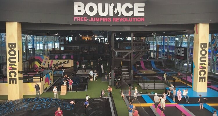 Bounce Abu Dhabi | Best Indoor Activities for Kids Abu Dhabi
