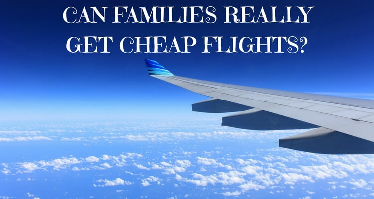 Saving money on flying | Can families really do it? | Our Globetrotters