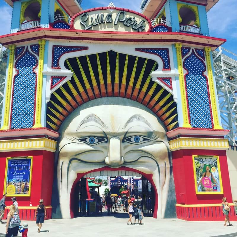 Luna Park St Kilda a Melbourne Visitor Favourite | Explore My City Melbourne with Kids