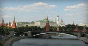Exploring Moscow, Russia with kids