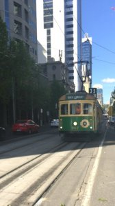 Trams an important part of Melbourne's history | Explore My City Melbourne with Kids