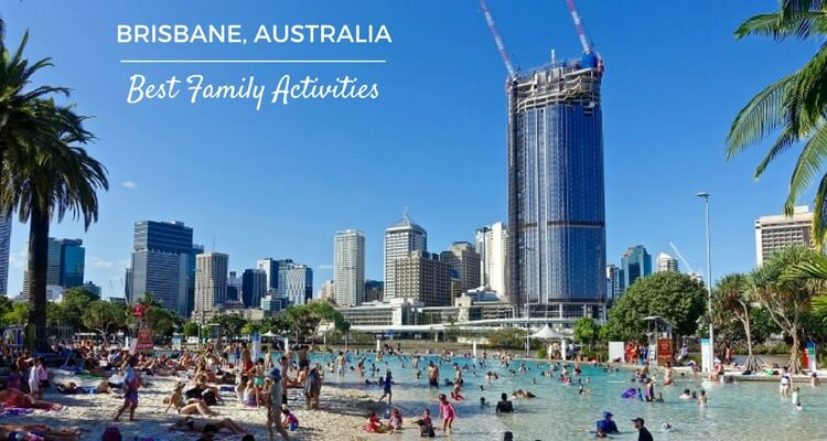 Explore My City - Best of Brisbane for Families | Our Globetrotters Family Travel Blog