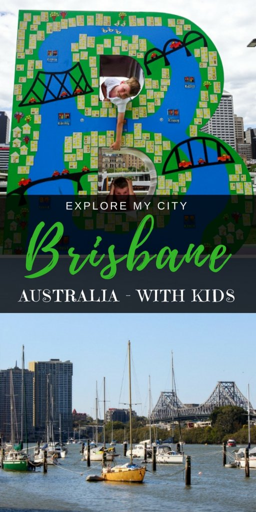 Explore My City - Brisbane for Families shared by insider Nicci from Travel With Boys