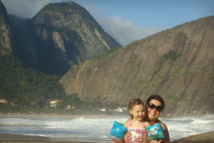 The coast line of Rio de Janeiro state is stunning - Explore My City Rio de Janeiro with Kids   Our Globetrotters Family Travel & Expat Blog