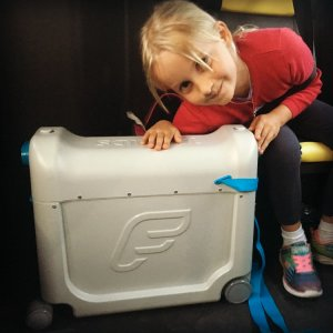 Testing The Jet Kids Bed Box With Frequent Flying Family Globetrotters
