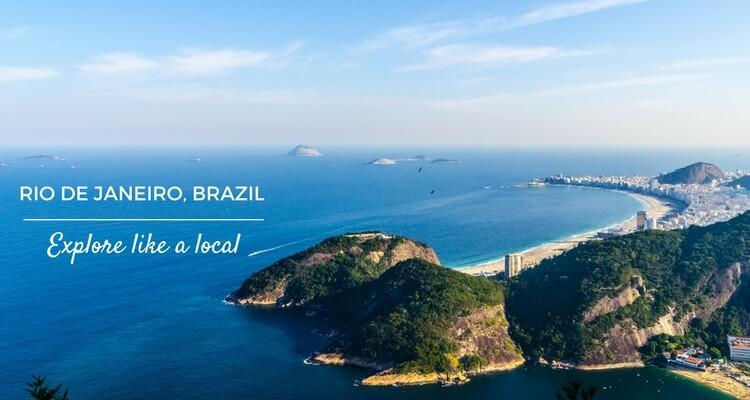 Explore Rio de Janeiro with a local