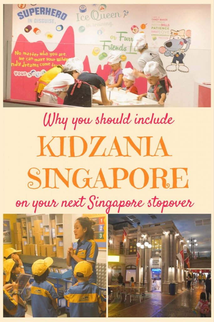 Why KidZania Singapore should be on your agenda for a family stopover in #Singapore | Family Review by Our Globetrotters