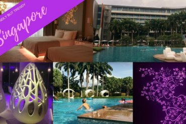 Family retreat to W Singapore, Sentosa Cove