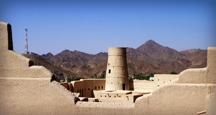 Planning an Oman Road Trip | Bahla Fort