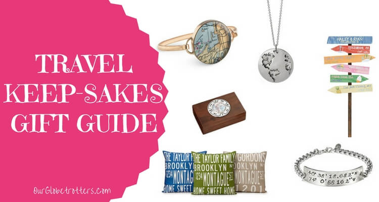 perfect gifts for keeping your travel memories