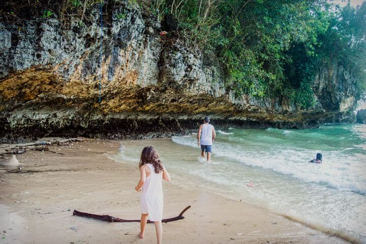 Hidden Gems of Bali away from the Crowds   Uluwatu with Thrifty Family Travels