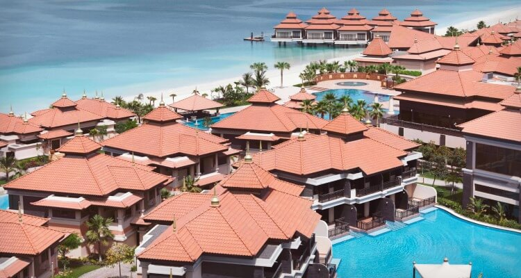 Anantara the Plam Dubai Resot | Best Beach Resorts in the UAE