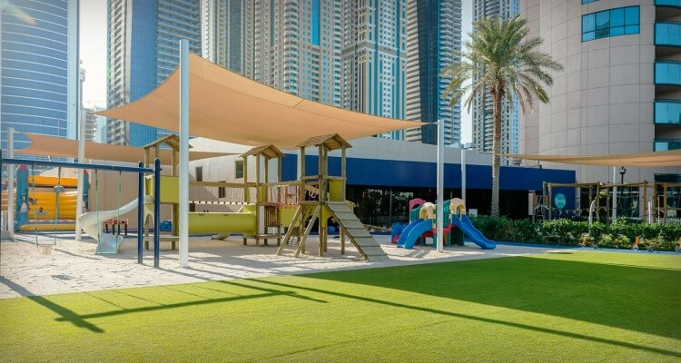 Best Beach Resorts in the UAE | Family Kids Club at Le Meridien Mina Seyahi Dubai