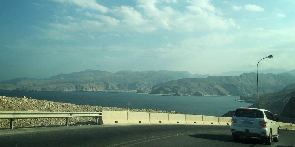 Musandam west coast drive