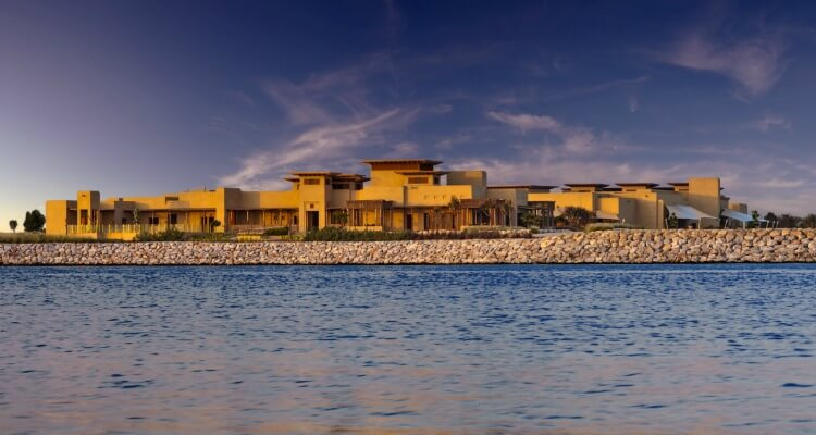 Sir Bani Yas Island - Ananatara Desert Islands Resort & Spa