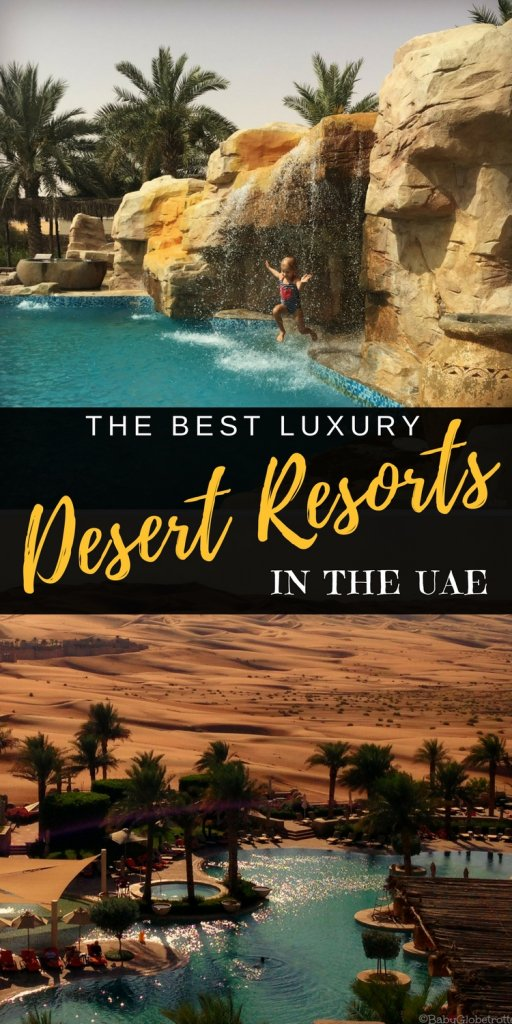 Best Desert Resorts in the UAE   Top 6 luxury desert retreats for families and couples
