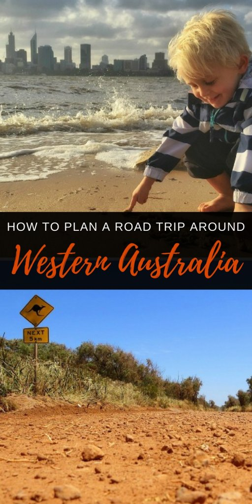 Road tripping Western Australia | The when, where and how of getting around Australia's largest state by car & with kids! | Our Globetrotters Family Travel & Expat Blog