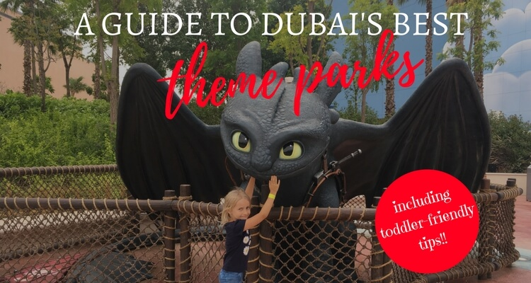 Dubai's Best Theme Parks for Families