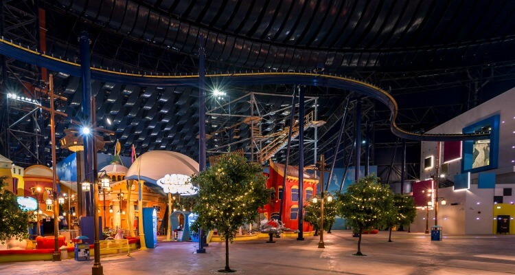IMG Worlds of Adventure - Cartoon Network | Duabi's best theme parks for families